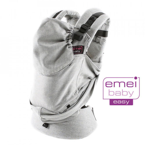 emeibaby easy full grey Babysize